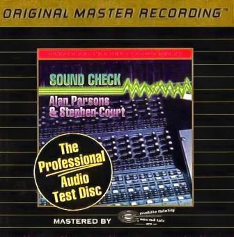 Alan Parsons & Stephen Court - Sound Check 1993