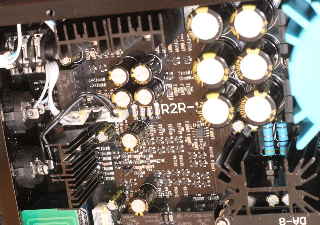 Audio GD R2R 11 внутри