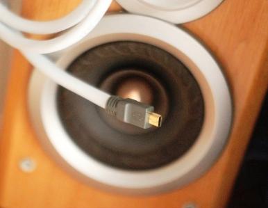 SUPRA USB 2.0 A-MINI B BLUE 1M обзор