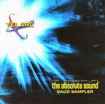 TELARC тестовый диск