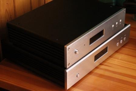 ЦАПы Audiophile V2 на 2 х AK4497EQ и на 9038PRO
