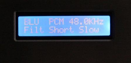 ЦАП Audiophile V2 на 2 х AK4497EQ дисплей