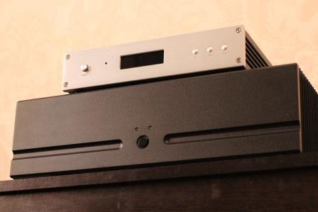 ЦАП Audiophile V2 на 9038 +мощник клонFM711