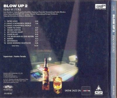 Isao SUZUKI - Blow Up 2