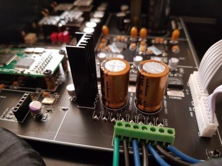 Nichicon FW топовые конденсаторы