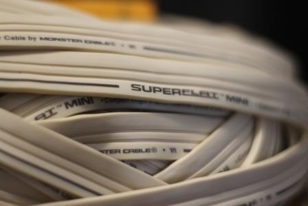 кабель Monster SuperFlat Mini обзор