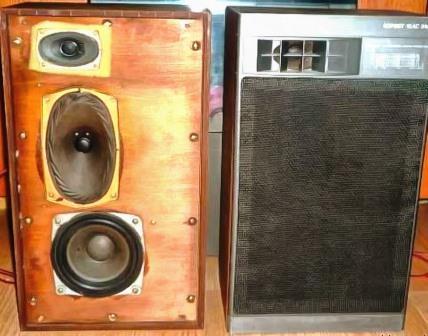 10 АС-248 Корвет акустика