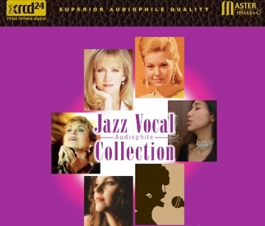 Master Music - Jazz Vocal Audiophile Collection - Harmonix