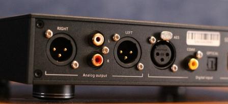 Singxer SDA-2 панель задняя