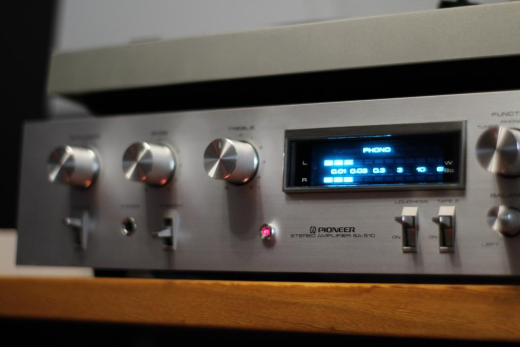 усилитель Pioneer SA510 купить