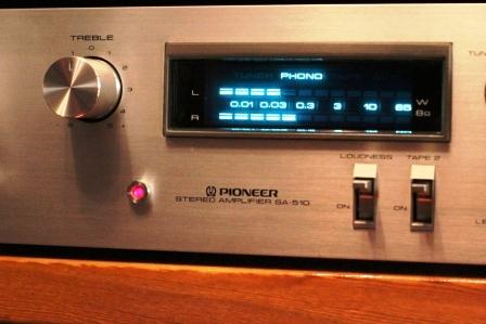 усилитель Pioneer SA510 обзор