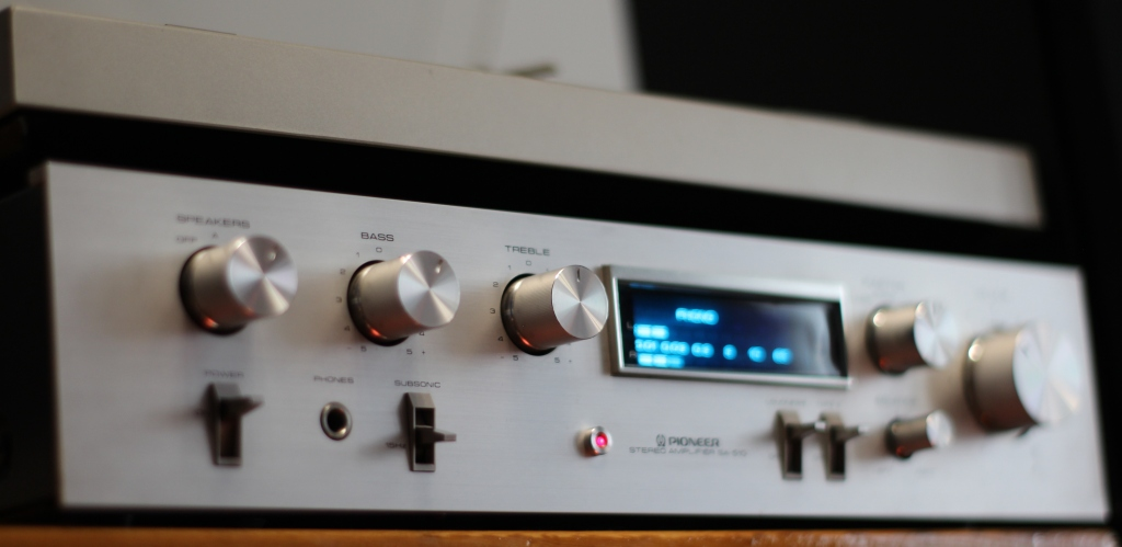 усилитель Pioneer SA510 прослушкаусилитель Pioneer SA510 прослушка