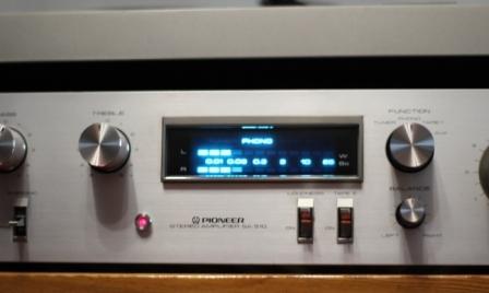 усилитель Pioneer SA510