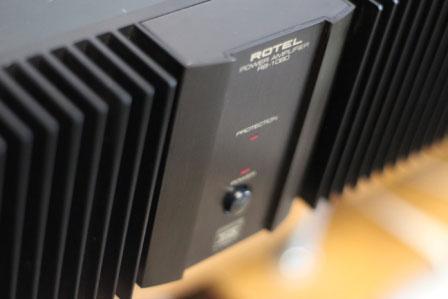 Усилитель мощности Rotel RB - 1080 обзор