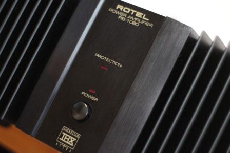 Усилитель мощности Rotel RB - 1080