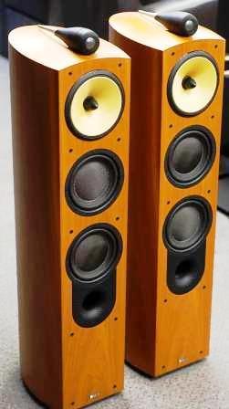 акустика B&W 804 наутилус
