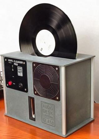 чистящая машина для винила Audio Desk