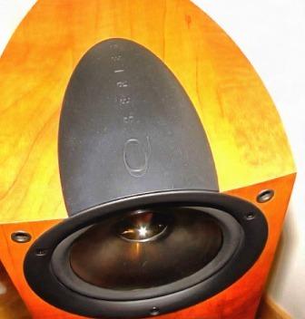 акустика kef iq5 сверху
