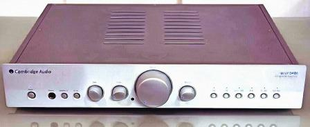 CAMBRIDGE AUDIO 340A