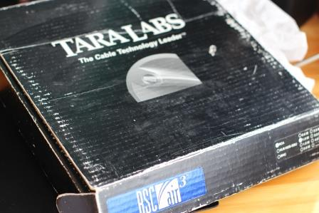 Tara Labs Air3 RSC коробка