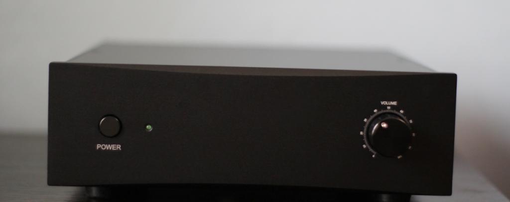 Клон Naim NAP 200 передняя панель