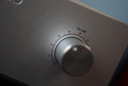 Клон Naim NAP 200 регулятор громкости