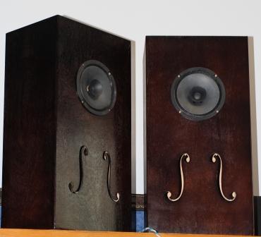 акустика Grande Maestro Обертон