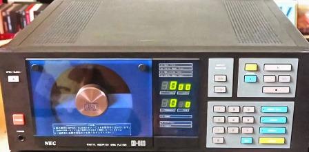 NEC CD-803 плеер CD