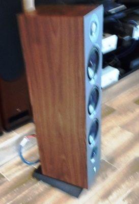 Focal Chora 826 акустика в салоне