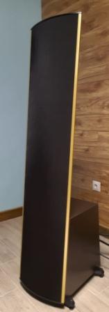 Электростатическая акустика Статик ЗМ Макси