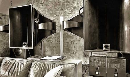 акустика Western Electric 16A
