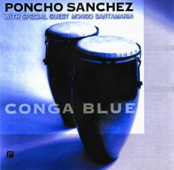 Conga-Blue-пончо-санчес