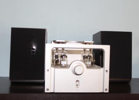 Акустические системы ЗМ №5 +ламповый усилитель ТОН