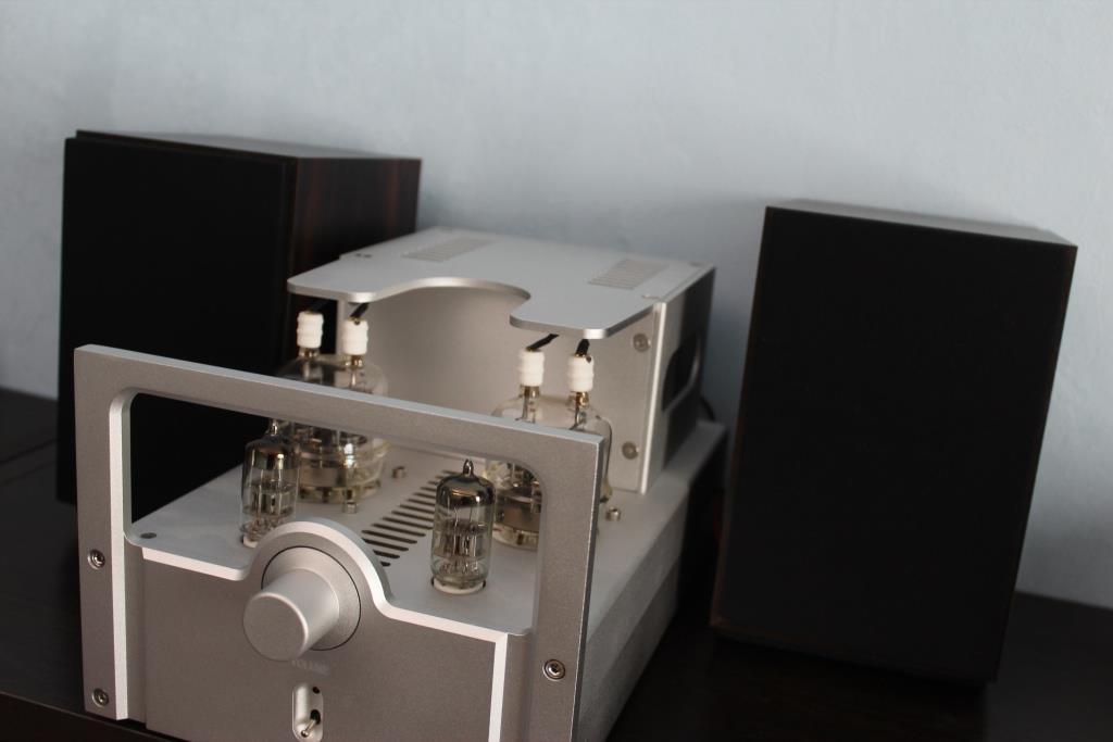 Акустические системы ЗМ №5 +недорогой ламповый усилитель ТОН
