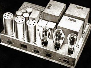 Усилитель громкой связи Western Electric 92A