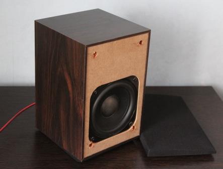 дешевая акустика на широкополосных динамиках