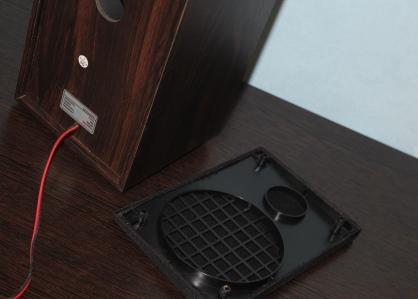 самая дешевая акустика на широкополосных динамиках №5