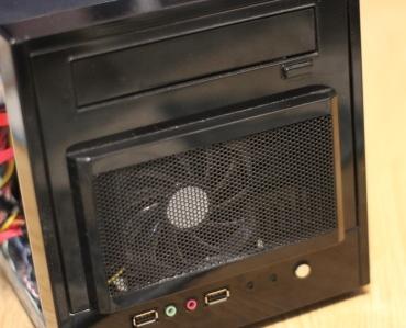вентилятор в NAS