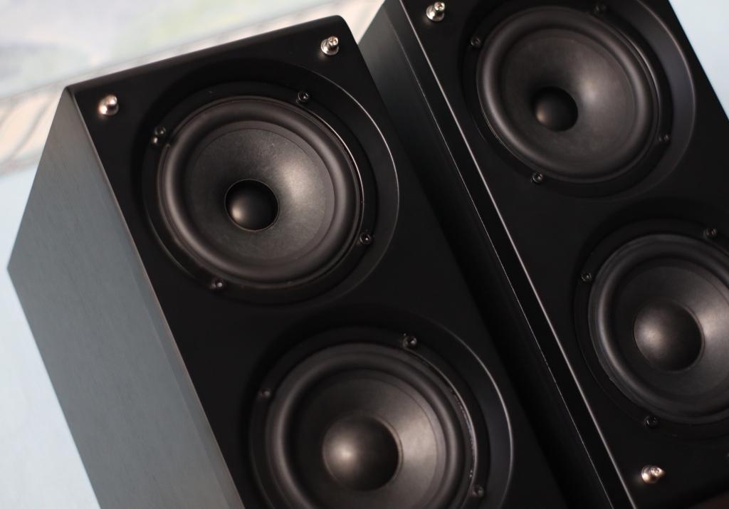 Компьютерная акустика на коаксиальных динамиках обзор