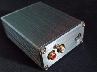 ЦАП на чипе ES9038Q2M