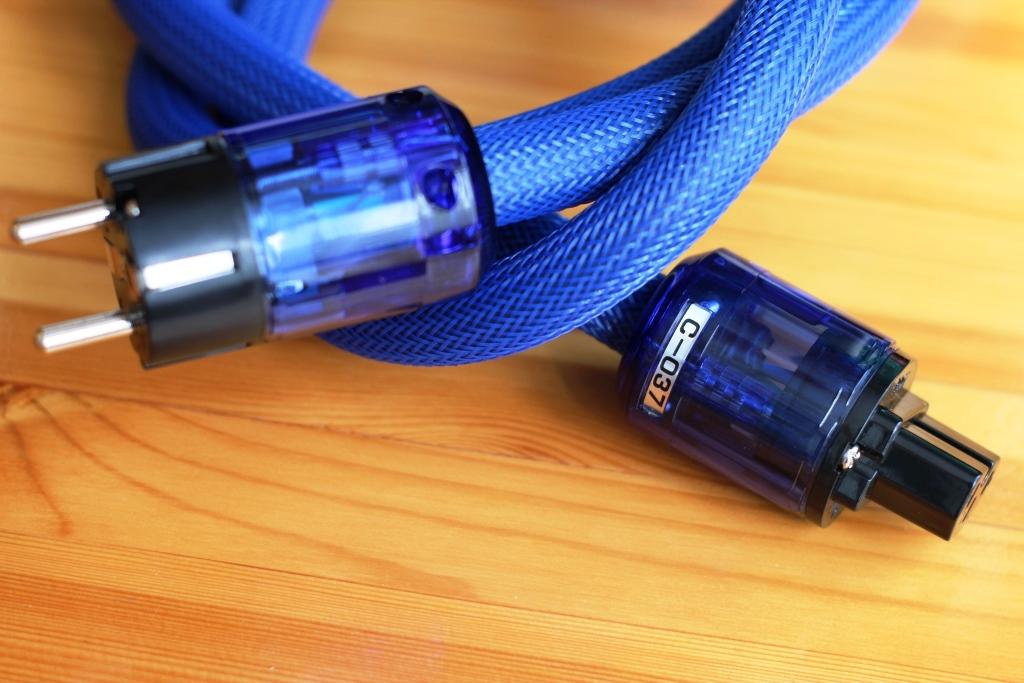 кабель силовой для звука