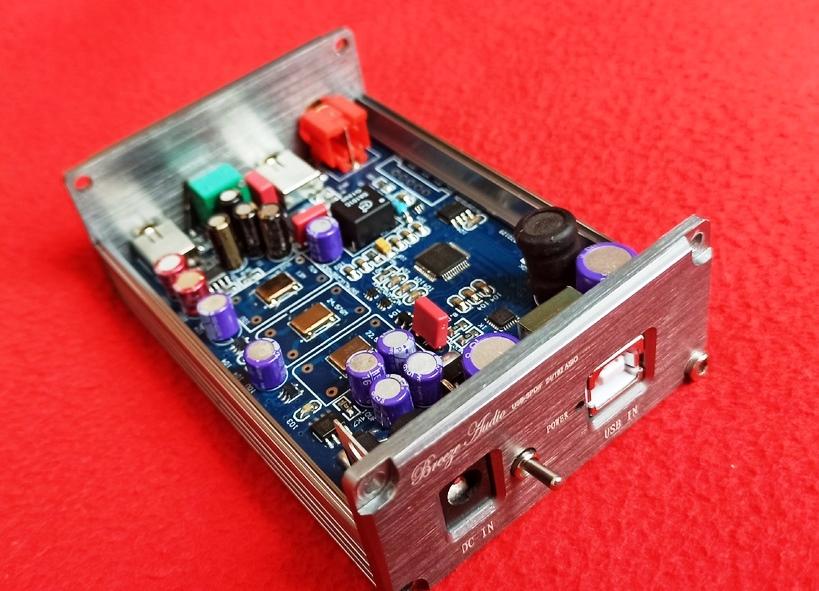 ЦАП на PCM 5102 отзыв