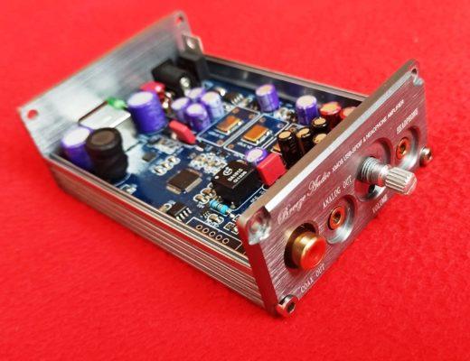ЦАП PCM 5102
