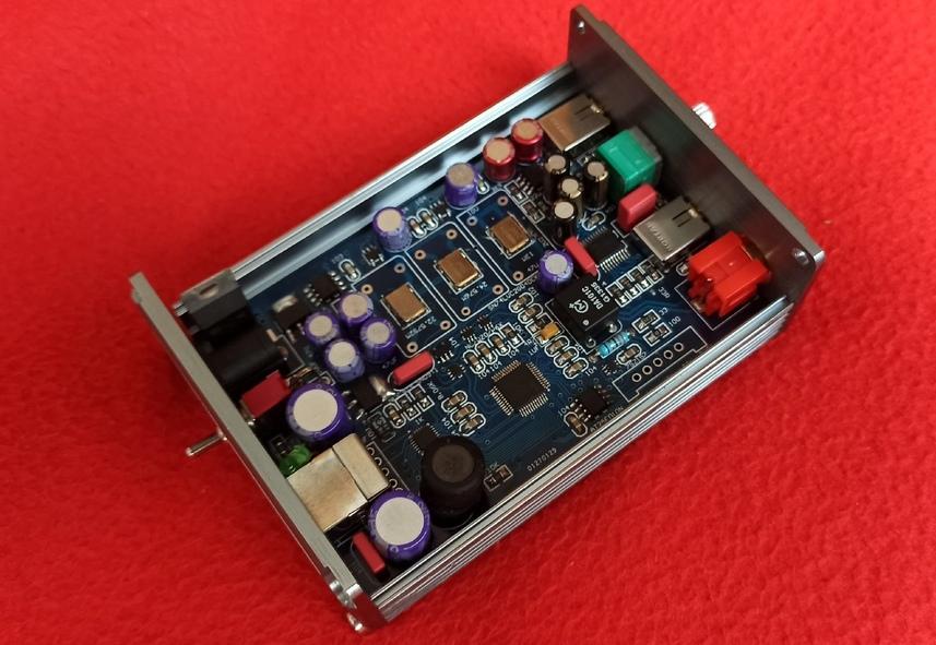 внешний ЦАП на PCM 5102