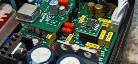 замена ОУ на дискретные в ЦАП для получения более лучшего звука